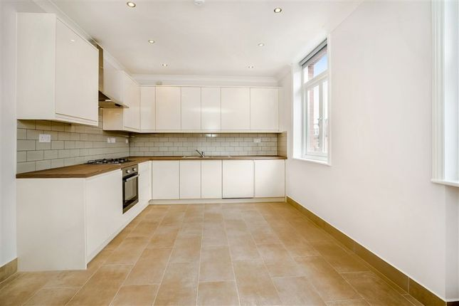 Thumbnail Flat to rent in Aberdare Gardens, West Hampstead