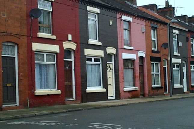 Thumbnail Terraced house to rent in Morcambe Street, Liverpool