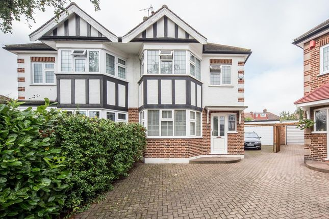 Thumbnail Semi-detached house for sale in Elmcroft Close, London