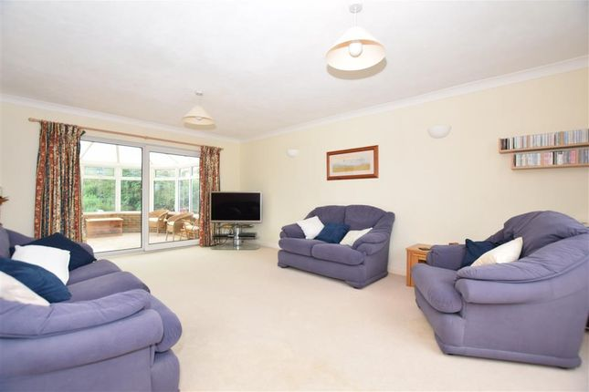 Thumbnail Detached house for sale in Ryarsh Road, Birling, West Malling, Kent