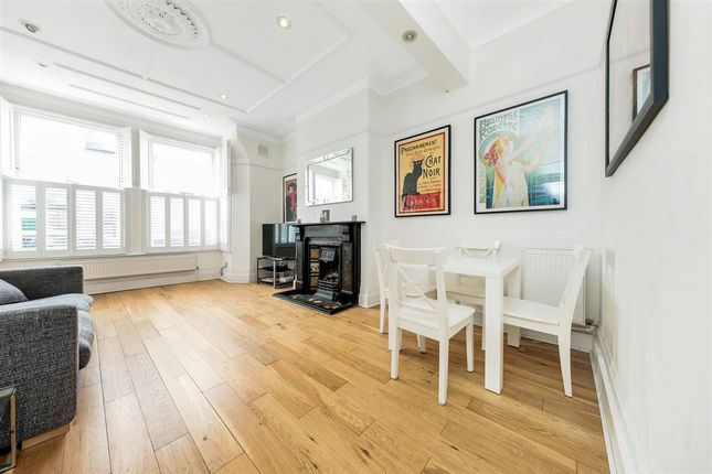 Thumbnail Flat to rent in Thirsk Road, London