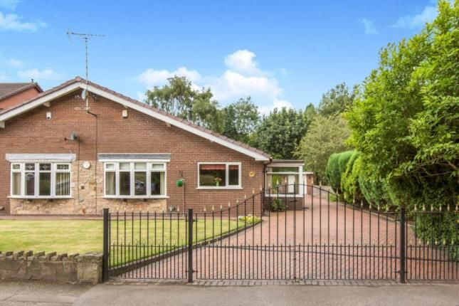 Thumbnail Bungalow for sale in Heathcote Road, Bignall End, Stoke-On-Trent, Staffordshire
