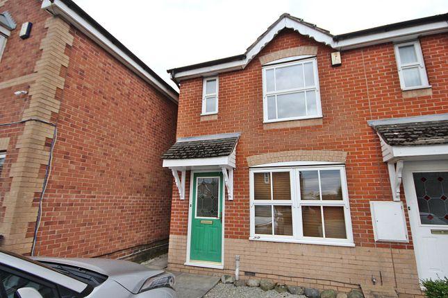 2 bed end terrace house to rent in Elmsett Close, Great Sankey, Warrington WA5