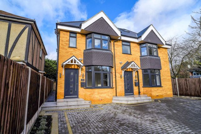 3 bed maisonette for sale in Lawn Close, New Malden KT3