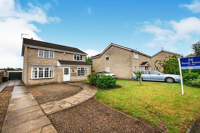 Thumbnail Detached house for sale in Swarthdale, Haxby, York