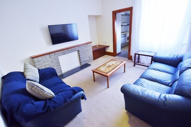 Thumbnail Flat to rent in Ashvale Place, City Centre, Aberdeen