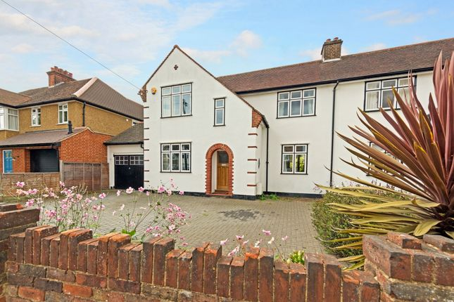 Thumbnail Semi-detached house to rent in Lancaster Road, St.Albans