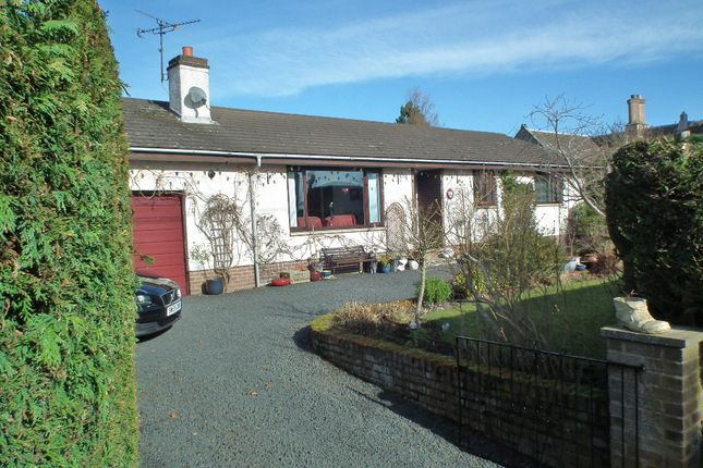 3 bed detached bungalow for sale in Gavinton, Duns