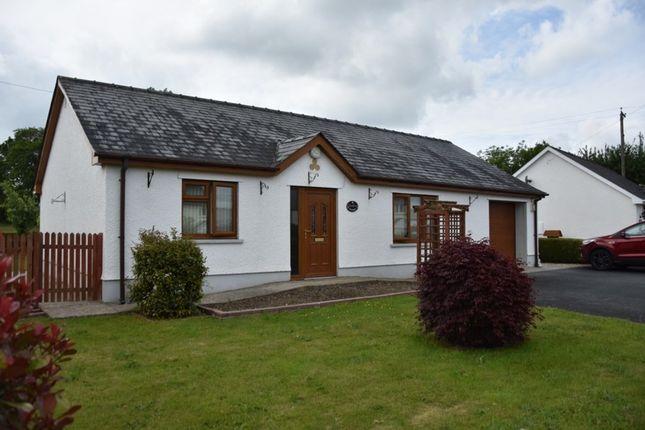 Thumbnail Detached bungalow for sale in Penrhiwllan, Llandysul