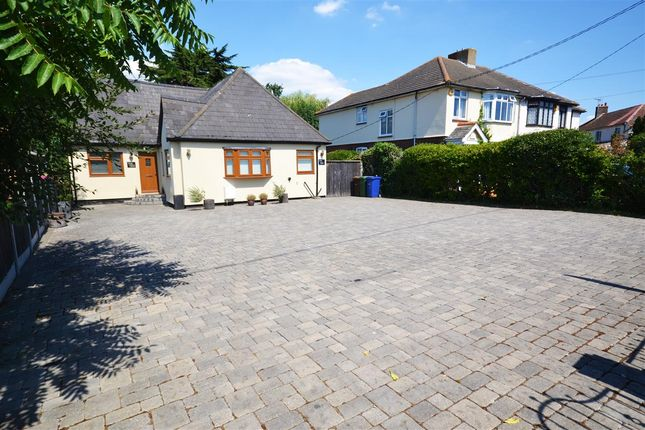 Thumbnail Detached bungalow to rent in Orsett Road, Horndon-On-The-Hill, Stanford-Le-Hope
