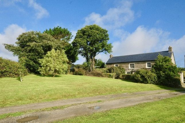 Thumbnail Cottage for sale in Maenporth Road, Maenporth, Falmouth