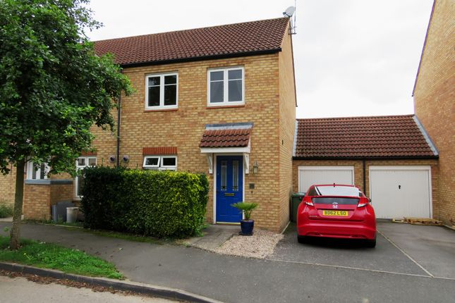End terrace house for sale in St Margarets Avenue, Wolston, Coventry