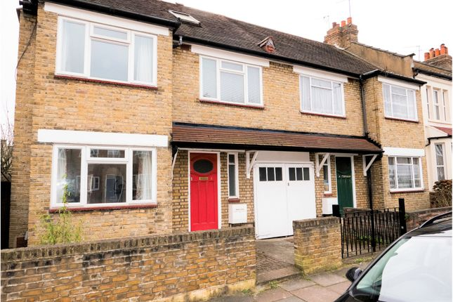 Thumbnail Semi-detached house for sale in Union Road, Enfield