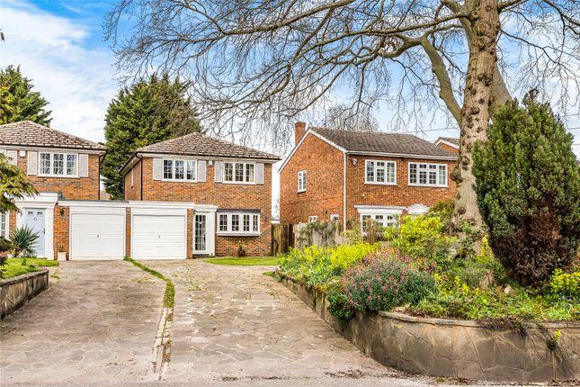 Thumbnail Detached house for sale in Leesons Hill, Chislehurst