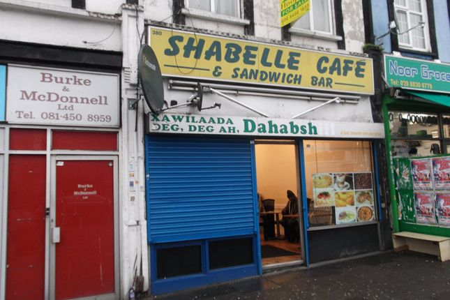 Thumbnail Retail premises for sale in Neasden Lane North, London