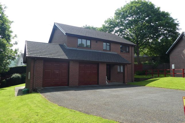 Thumbnail Detached house for sale in Coed Y Bryn, Aberaeron