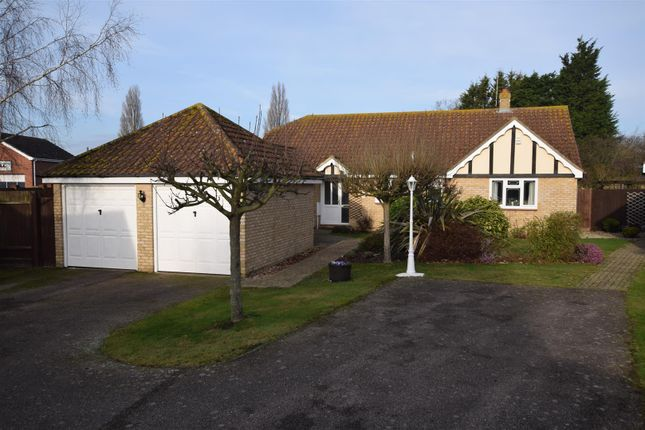 Thumbnail Detached bungalow for sale in Millfields, Tiptree, Colchester