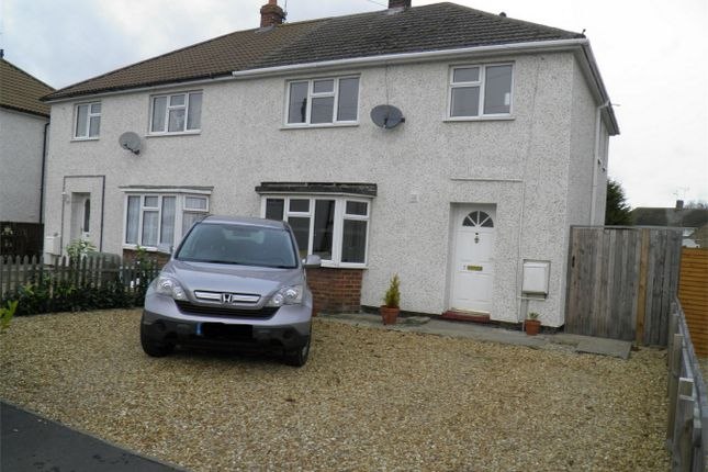 Thumbnail Semi-detached house to rent in The Broadway, Morton, Bourne, Lincolnshire