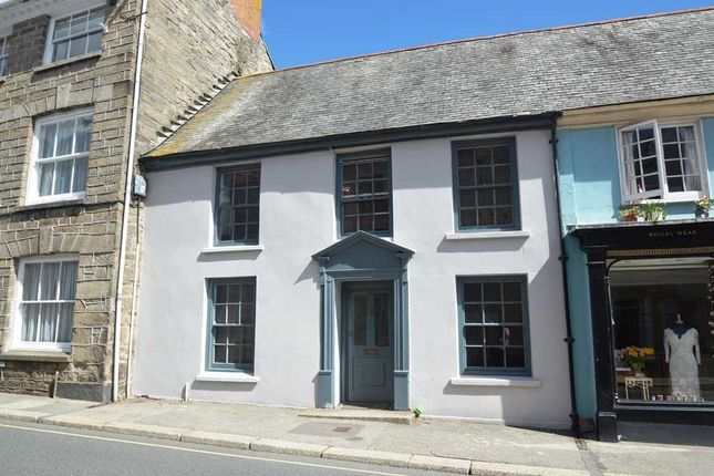Thumbnail Terraced house for sale in The Retreat, Broad Street, Penryn