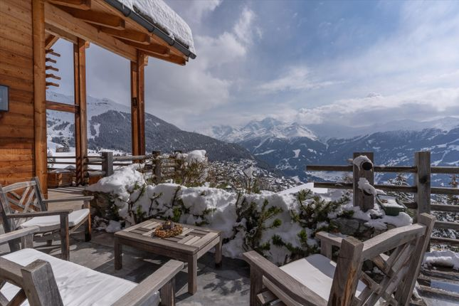 Thumbnail Chalet for sale in Verbier, Valais, Switzerland