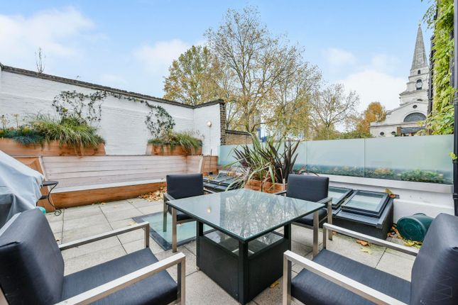Thumbnail Town house for sale in Fournier Street, London