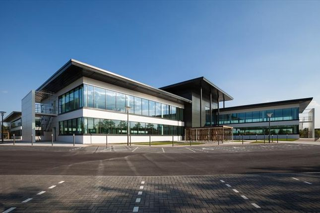 Thumbnail Office to let in 8200, Cambridge Research Park, Beach Drive, Waterbeach, Cambridge