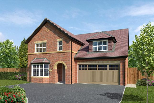 Thumbnail Detached house for sale in St. Vincents Road, Fulwood, Preston
