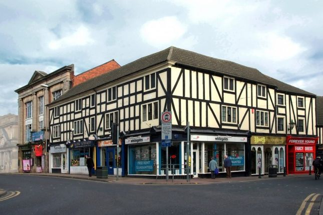 Thumbnail Retail premises for sale in Handley Arcade, Mansfield