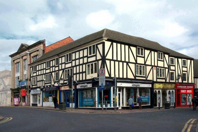 Thumbnail Retail premises for sale in 1-15 Handley Arcade, 46-52 Leeming Street, & 3-9 Toothill Lane
