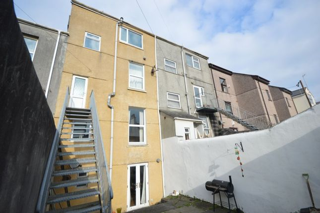Thumbnail Terraced house for sale in Camden Street, Plymouth
