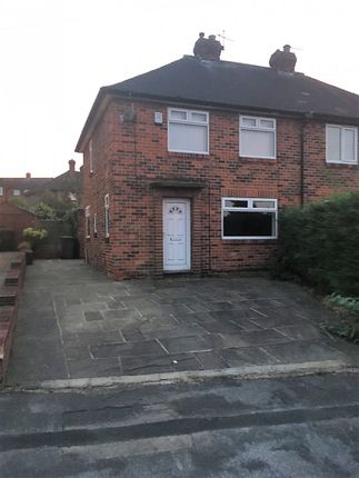 Thumbnail Semi-detached house to rent in Dryden Road, Rotherham, South Yorkshire
