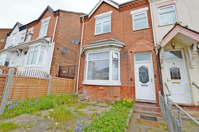 Thumbnail Semi-detached house for sale in Albert Road, Erdington, Birmingham