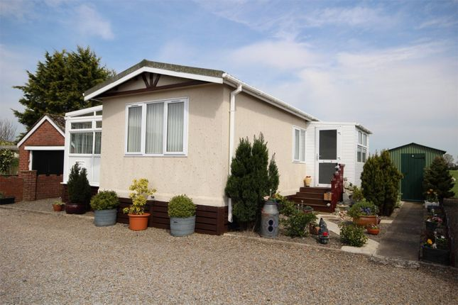 Thumbnail Property for sale in 8 Dandy Dinmont Caravan Park, Blackford, Carlisle, Cumbria