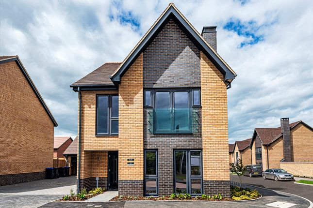Thumbnail Detached house for sale in Consilio, Loxley Road