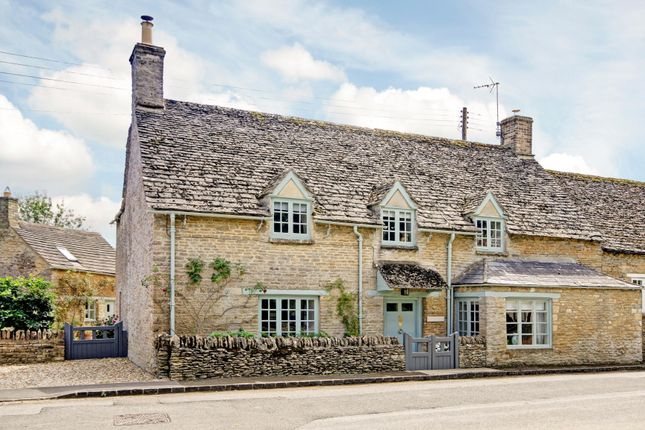 Thumbnail Semi-detached house for sale in Broadwell, Lechlade, Gloucestershire