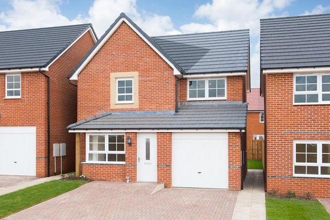 "Detached house for sale in ""Derwent"" at Coulson Street, Spennymoor"