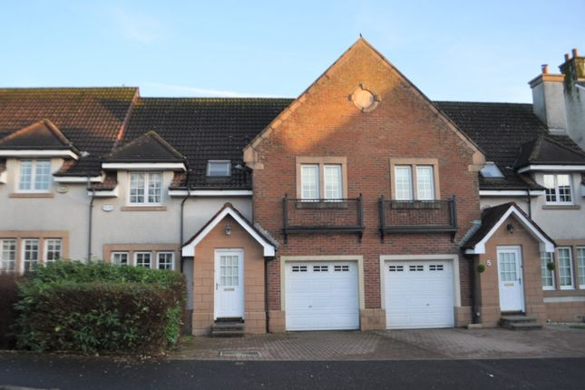 4 bed terraced house to rent in Kessington Square, Bearsden, East Dunbartonshire G61
