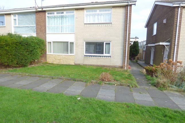 Thumbnail Flat to rent in Coomside, Cramlington