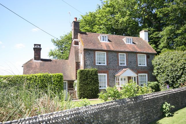 Thumbnail Detached house for sale in Cowbeech, Hailsham