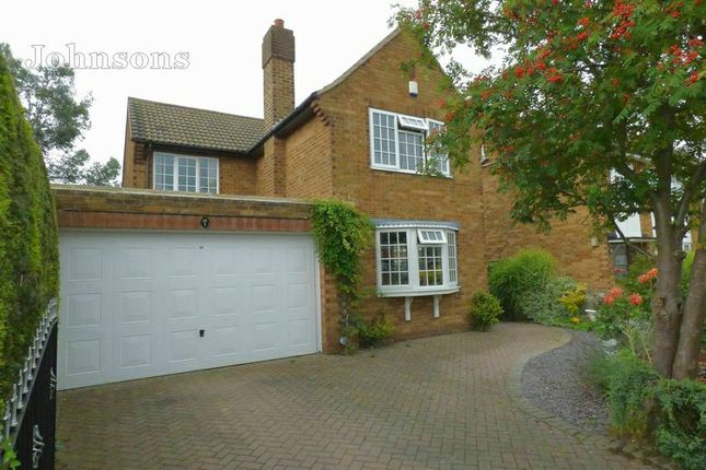 Thumbnail Detached house for sale in Ennerdale Road, Wheatley Hills, Doncaster.