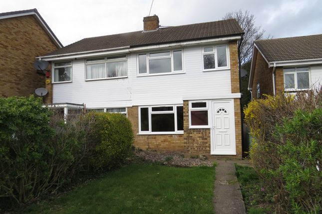 Thumbnail Semi-detached house for sale in The Pines, Walsall