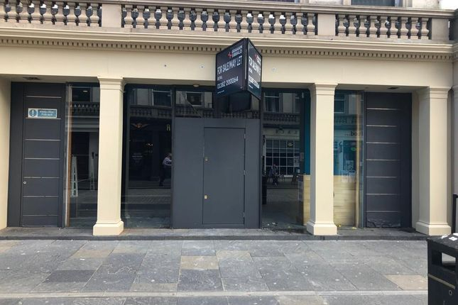 Thumbnail Retail premises for sale in 27-29, Reform Street, Dundee