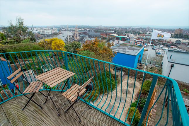 4 bedroom terraced house for sale in Clifton Wood, Bristol