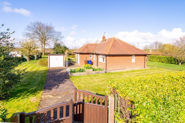 Thumbnail Detached bungalow for sale in Leeds Road, Selby