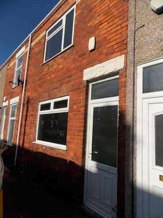 Thumbnail Terraced house to rent in Haycroft Street, Grimsby