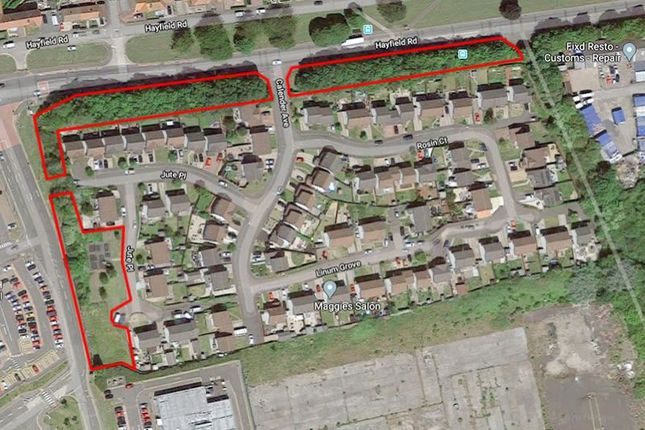 Areas At Hayfield Road, Kirkcaldy, Fife KY12Hg KY1