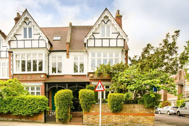 Thumbnail Semi-detached house for sale in Station Road, Barnes