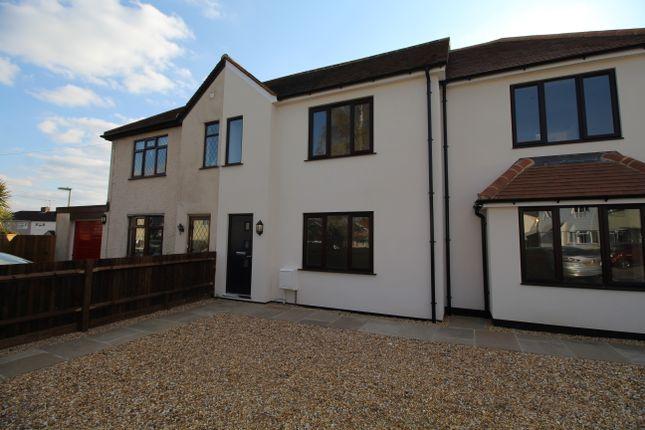Thumbnail Terraced house to rent in Haig Road, Aldershot