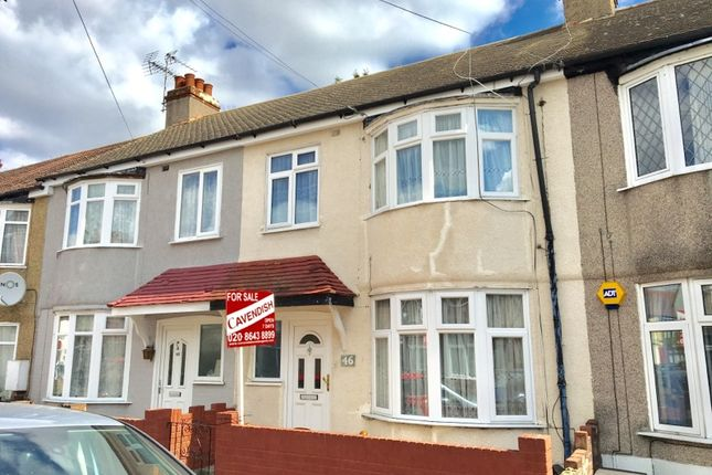 Thumbnail Terraced house for sale in Ashtree Avenue, Mitcham