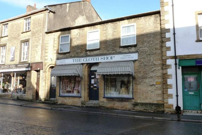 Commercial property for sale in Crewkerne, Somerset